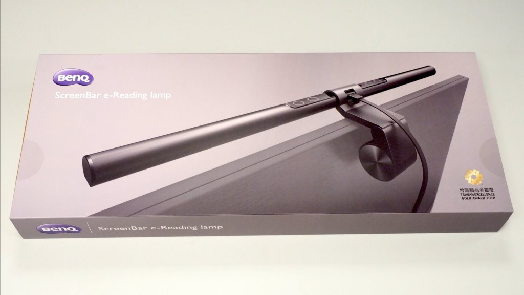 BenQ ScreenBar e-Reading lamp 螢幕智能掛燈